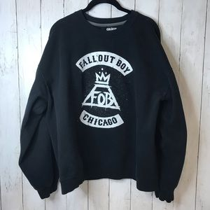 Other - Fall Out Boy Chicago Concert Crew Sweater XL